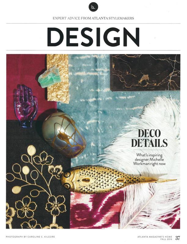 High End Luxury Interior Designer Michelle Workman